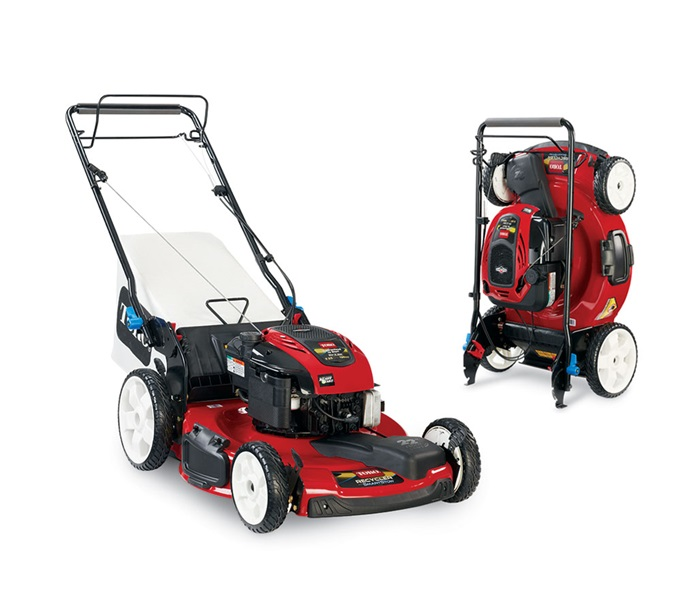 """Toro 22"""" Recycler Mower 20339 with Variable Speed Self-Propel and SmartStow"""