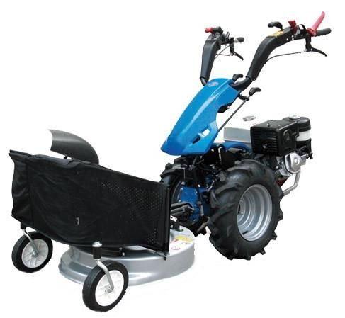 """BCS Lawnmower and 22"""" Catcher Attachment"""