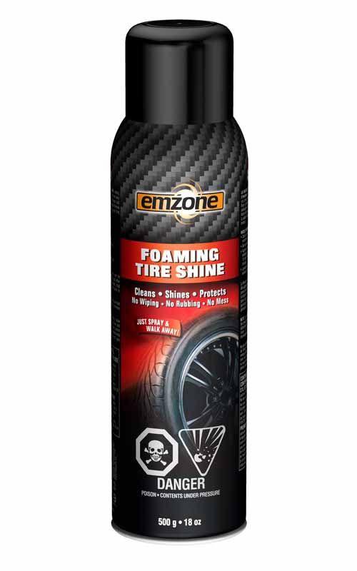 emzone Foaming Tire Shine