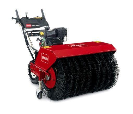Toro 38700 Power Broom with Recoil Start
