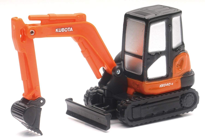Kubota KX040-4 Mini Pull-BackExcavator