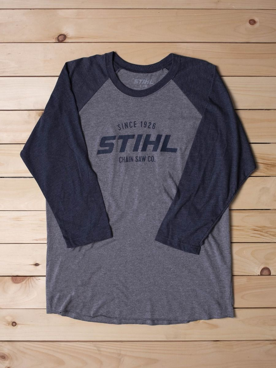 STIHL Ladies Raglan Sleeve Shirt