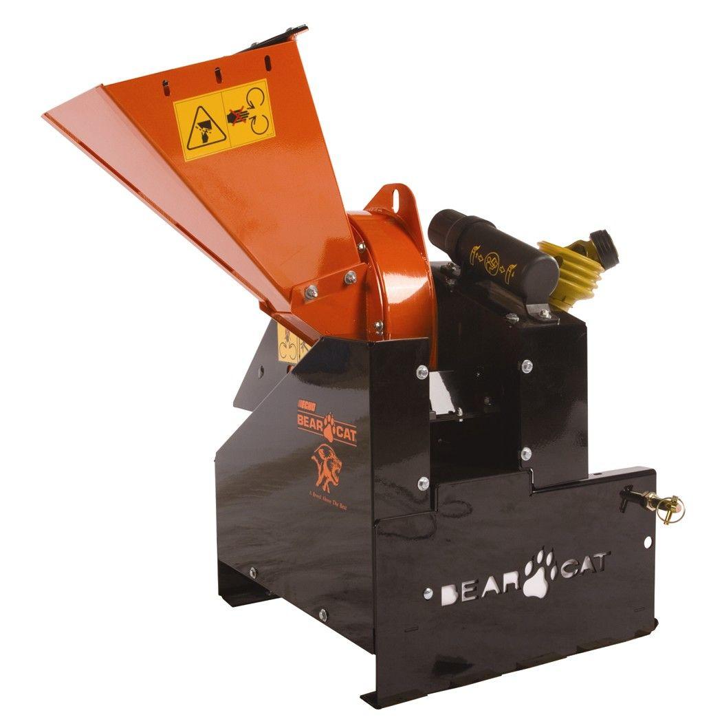 Bearcat CH45540 Chipper