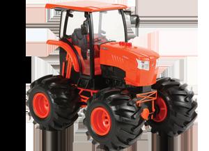 Kubota L6060 Monster Tractor Toy