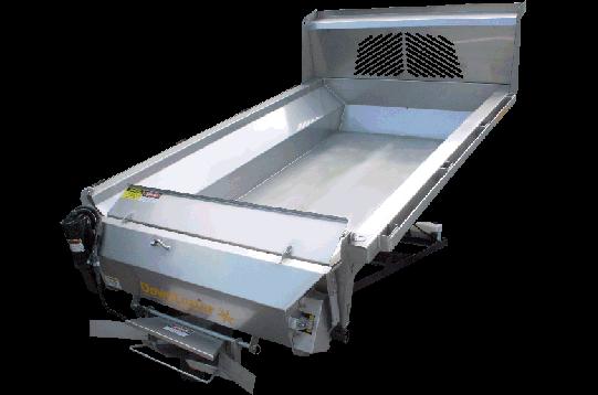 DownEaster IP-100S Stainless Steel Dump Insert