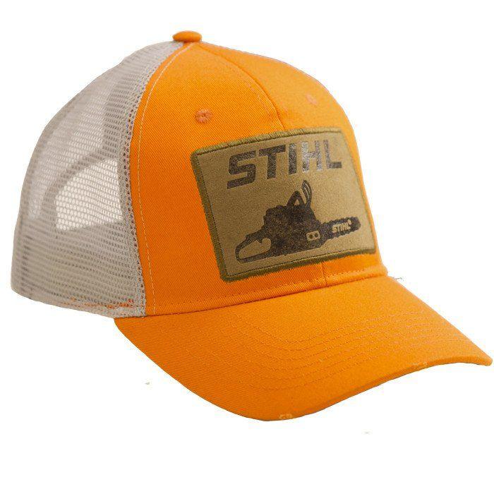 STIHL Mesh back hat