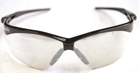 Echo Nemesis Safety Glasses With Black Frames