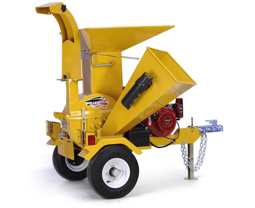 Wallenstein 13HP Chipper/Shredder model BXMT3213