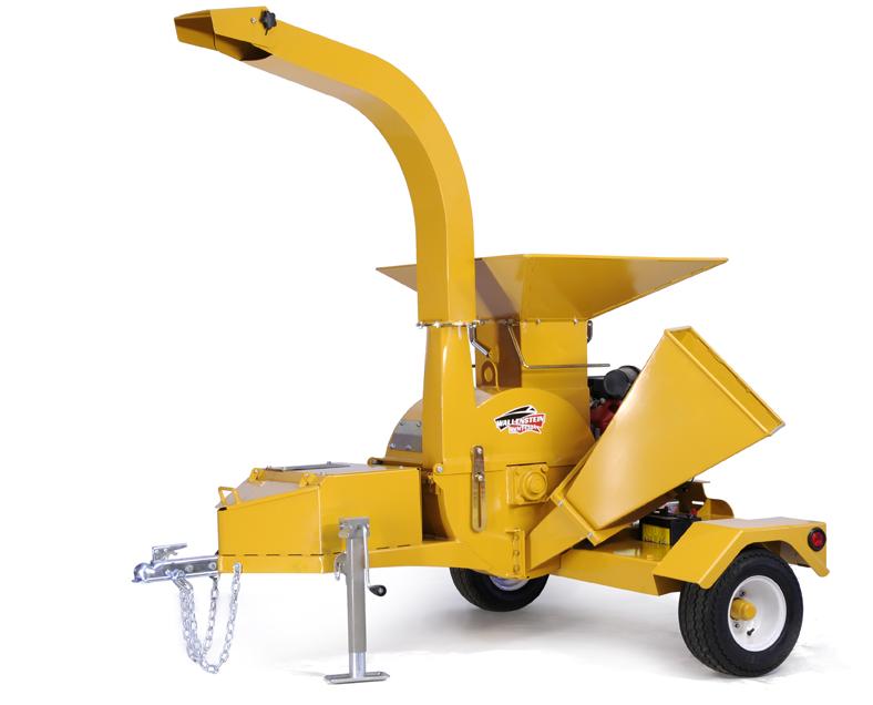 Wallestein 38HP Chipper/Shredder model BXMT4238