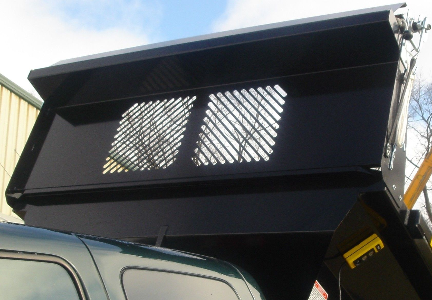 IP-120 DownEaster Cab Protector