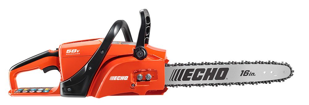 ECHO 58V Chainsaw Bare Tool (No Battery or Charger)