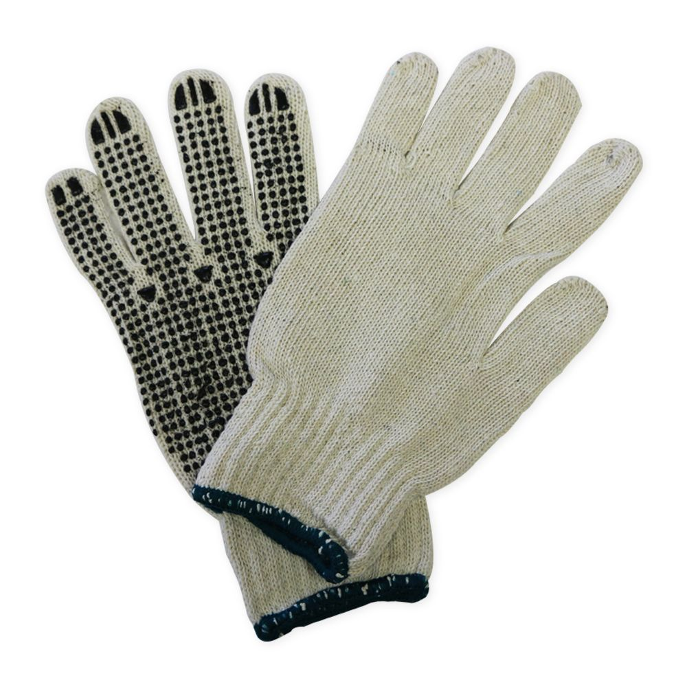Heavy Weight Cotton Gloves - 12 pack