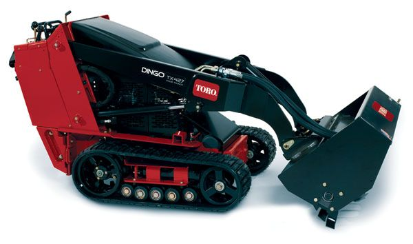Toro 22322 Dingo Wide Track Model TX427