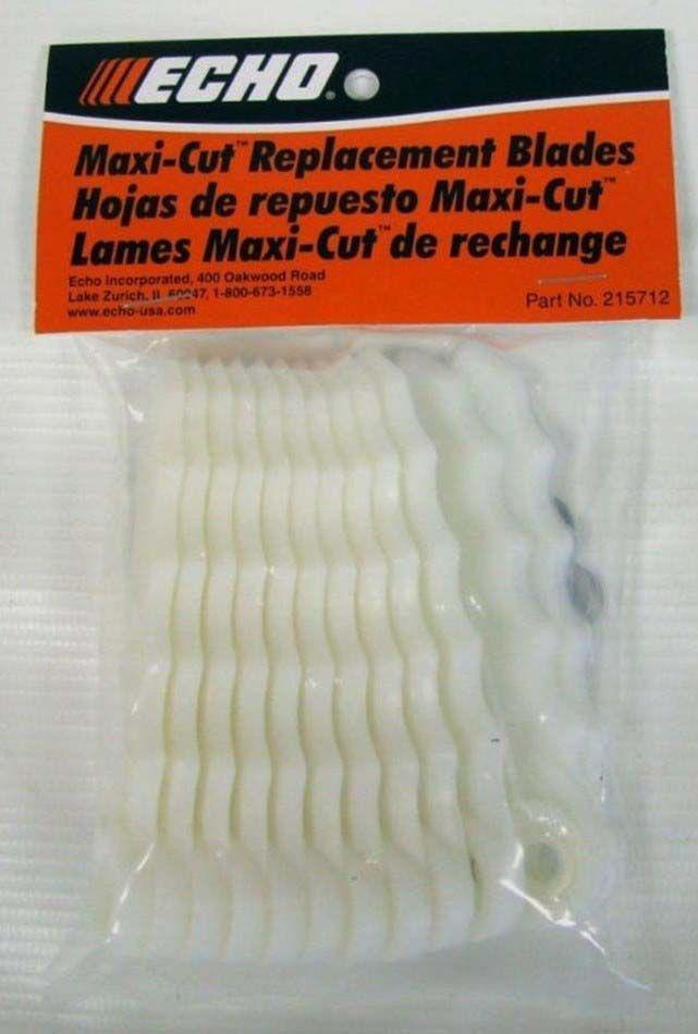 ECHO MaxiCut Replacement Blades