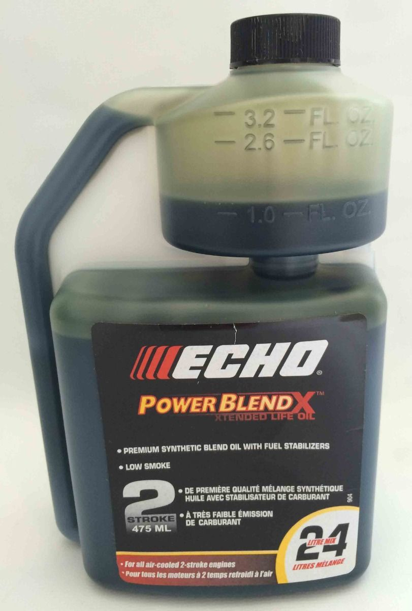 ECHO Power Blend Premium synthetic two stroke Engine Oil 475mL