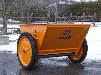 Epomini 20 Tow behind Spreader