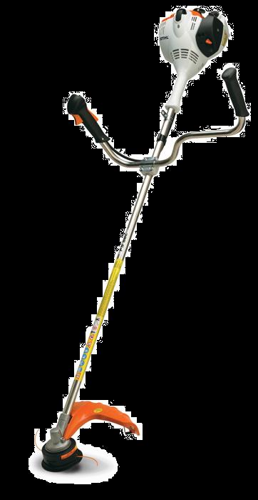 STIHL FS 56 C-E Brushcutter / Straight Shaft Bike Handle Gas Trimmer