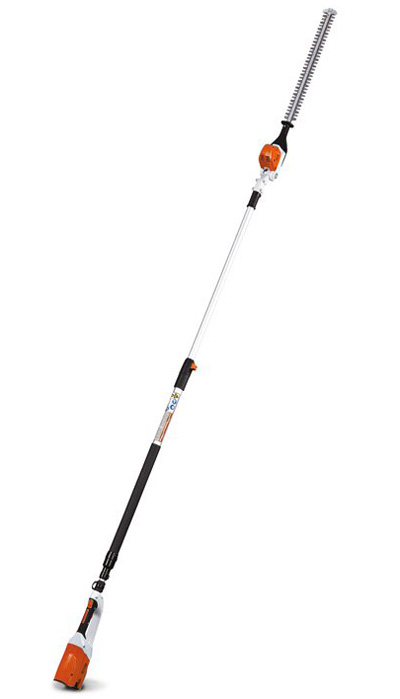 STIHL HLA 85 Lithium-Ion Battery Powered Long Reach Hedge Trimmer