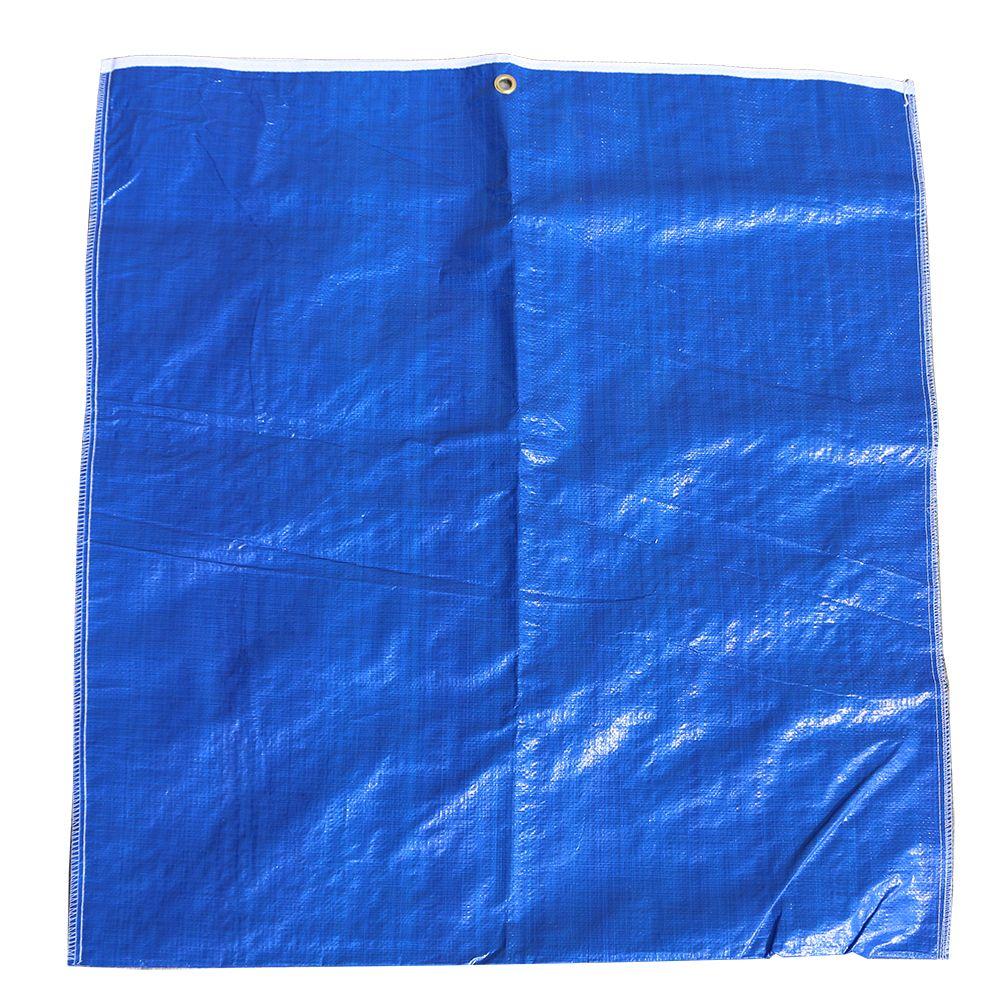 Blue Litter Bag