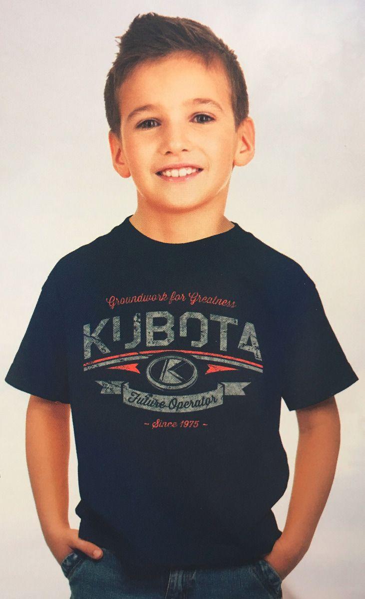 Kubota Future Operator Youth Tshirt