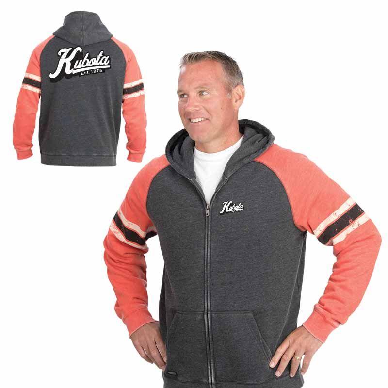 Kubota 2-Tone Vintage Wash Sweater