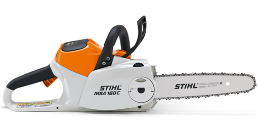 STIHL MSA 160 C-BQ Lithium Ion Battery Powered Chainsaw