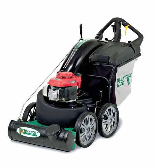 Billy Goat MV650SPH Commercial Duty Vacuum