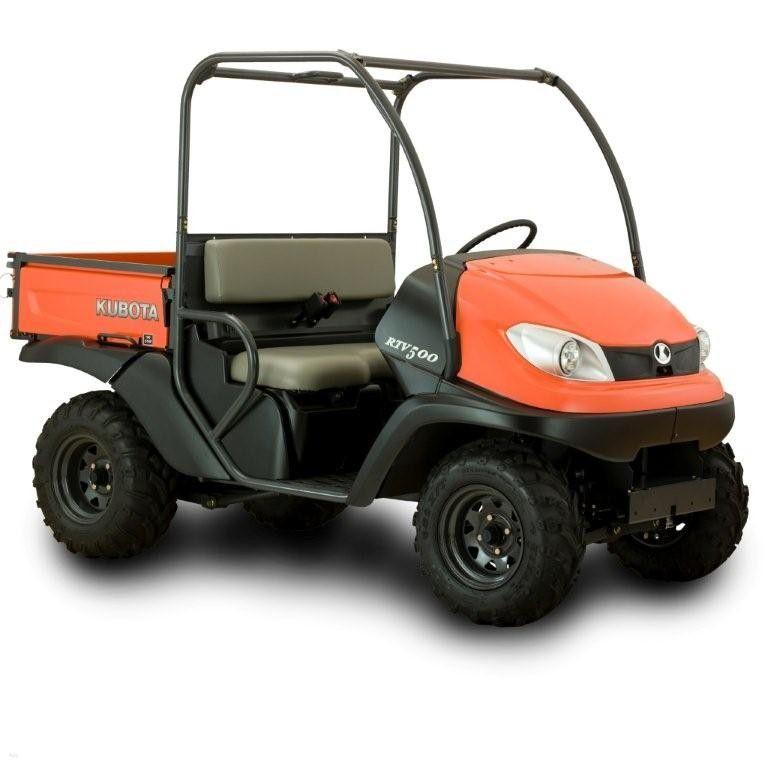 Kubota RTV500-A 15.8HP Utility Vehicle
