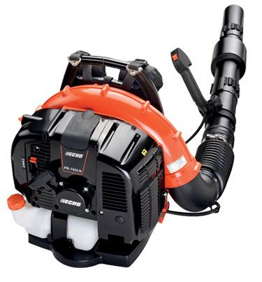 ECHO PB-760LNT backpack blower with tube throttle