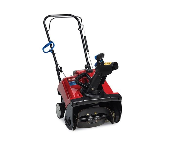 Toro 38472 Power Clear 518 ZR Single-Stage Recoil Start Snowthrower