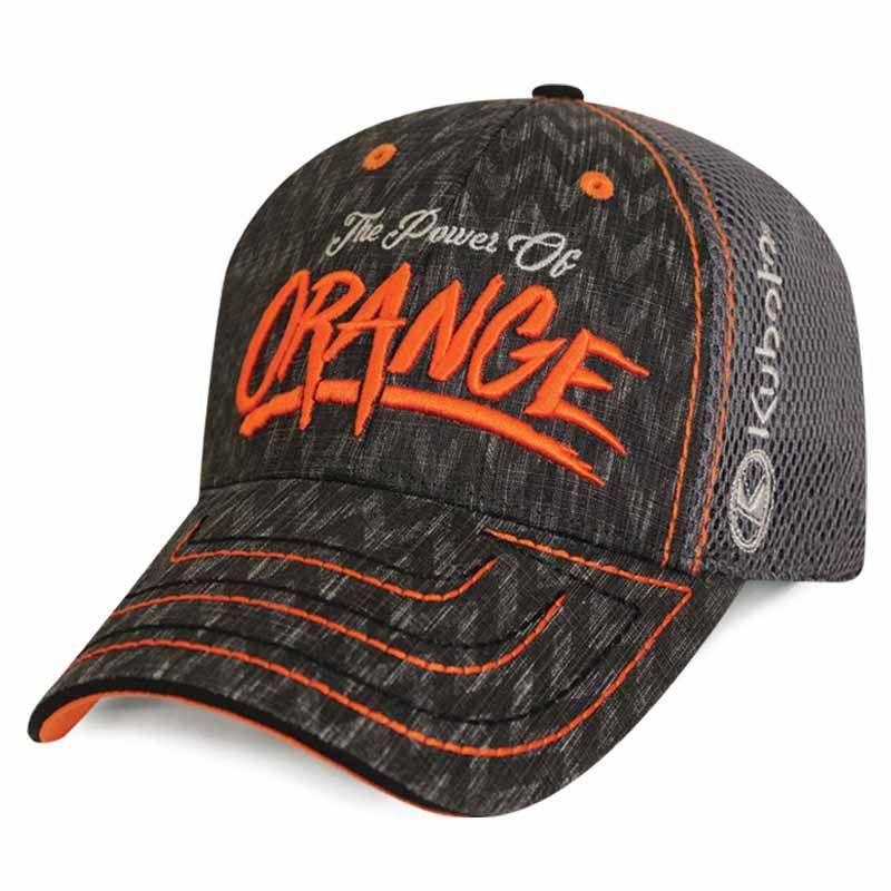Kubota The Power Of Orange Hat