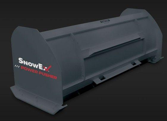 SnowEx 10 foot Skid Steer Pusher model TX77885
