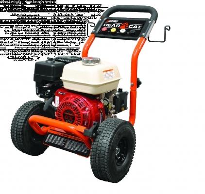 BearCat PW3000 Gas-Powered Pressure Washer