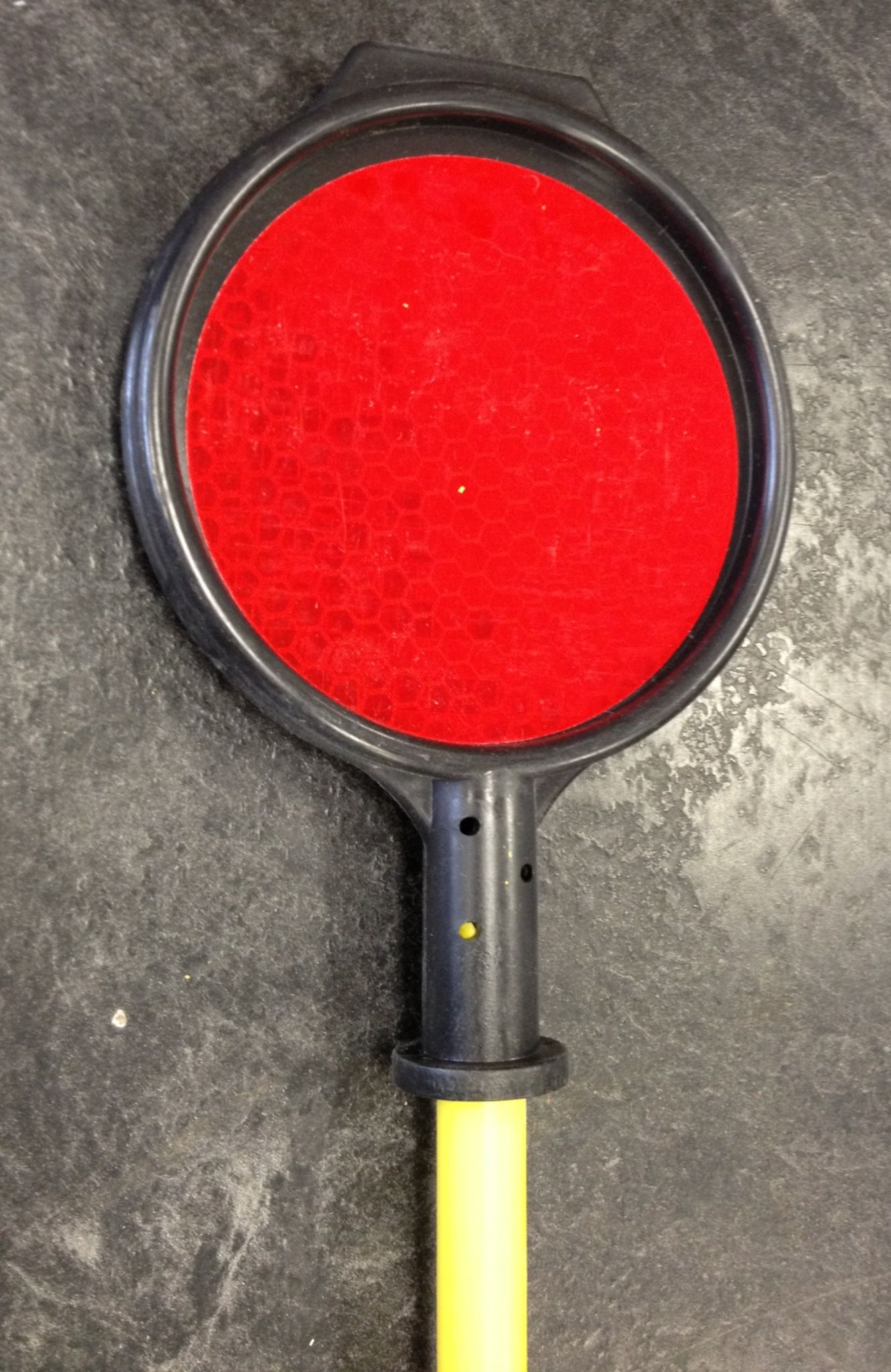 Red Reflective Driveway Marker