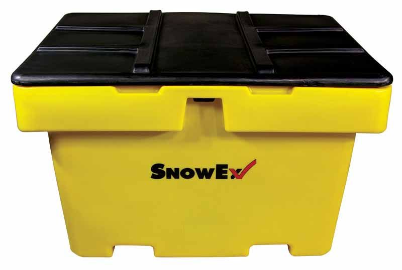 SnowEx Salt/Sand Storage Box SB-1800 18cu.ft. capacity