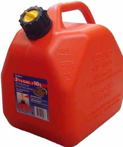 Scepter 10 Litre Gas Can AB10