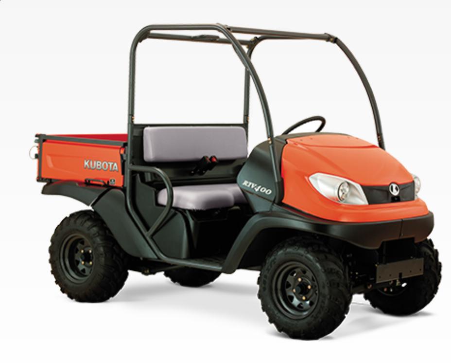 Kubota RTV400CI-A 16.0 HP Utility Vehicle