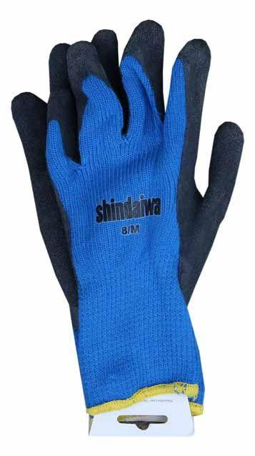 Blue Shindaiwa Gloves