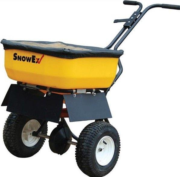 SnowEx SP-85 160lb Capacity Walk-behind Spreader