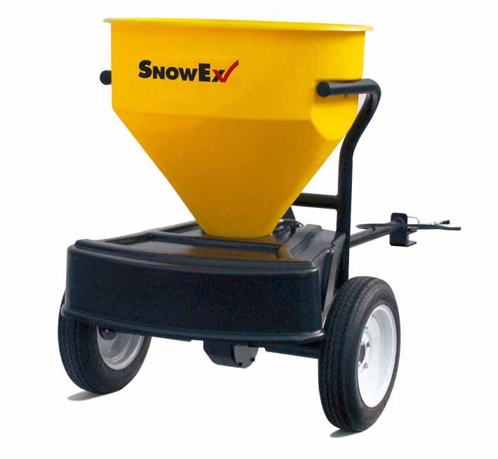 SnowEx 12.0 cu. ft. Tow-behind Spreader SP-1225G
