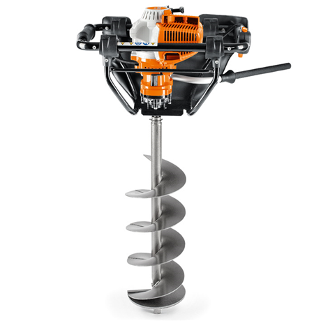 STIHL BT130 Earth Auger or Post Hole Digger