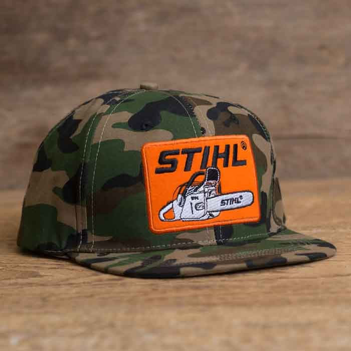 STIHL Camo Patch Hat