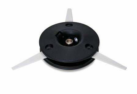 STIHL PolyCut 2-2 Trimmer Head for FSA 45 . It is perfect for  trimming heavy grass or weeds. With 3 pivotable thermoplastic blades.