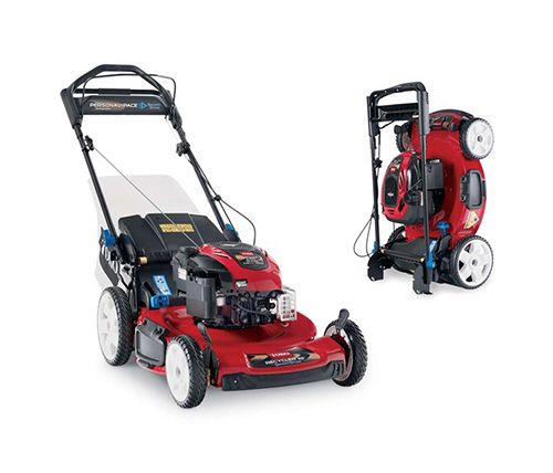"""Toro 20340 Mower with 22"""" cutting deck and smart stow"""