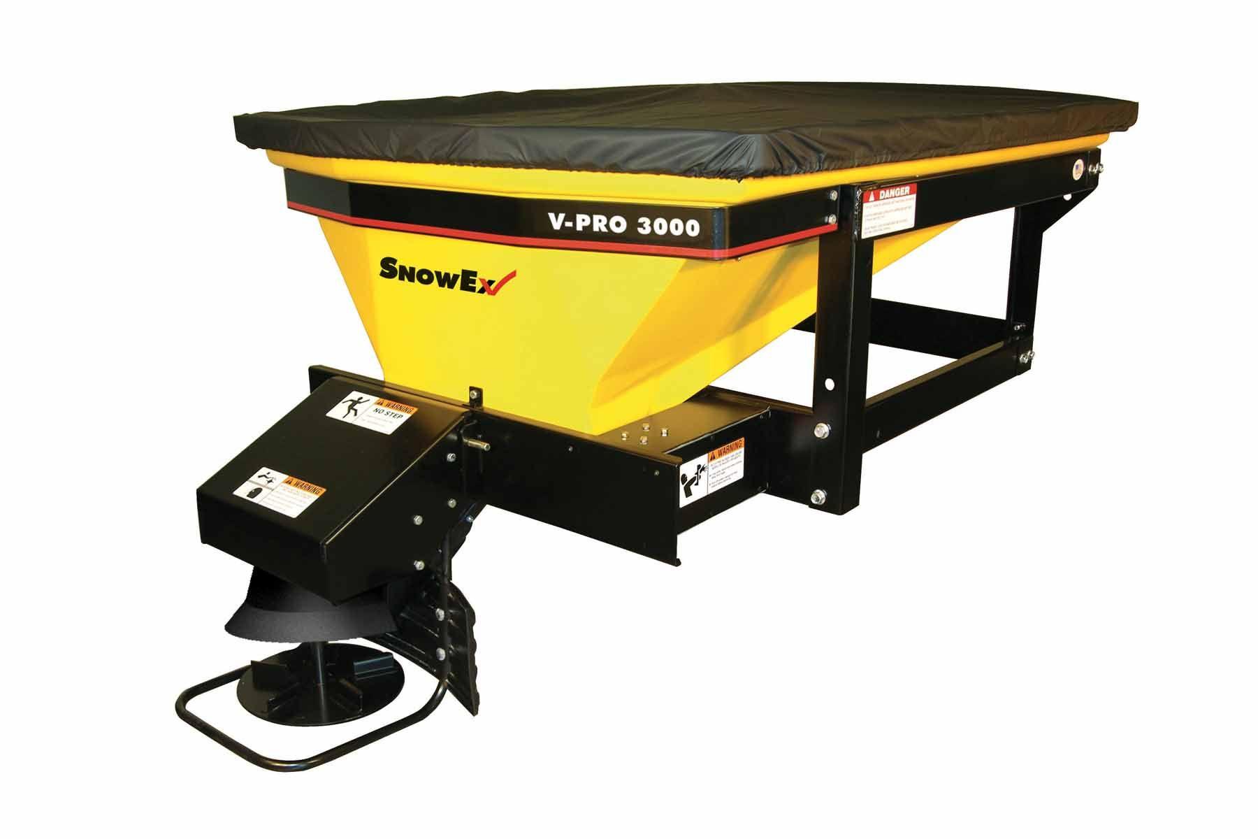 SnowEx Vee-Pro 0.50 cu.yd. Slide-In Spreader SP-3000