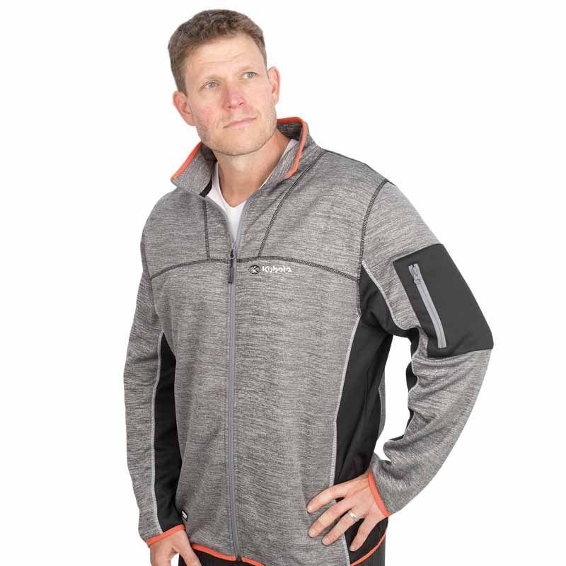 Kubota Vapour Bonded Fleece Jacket