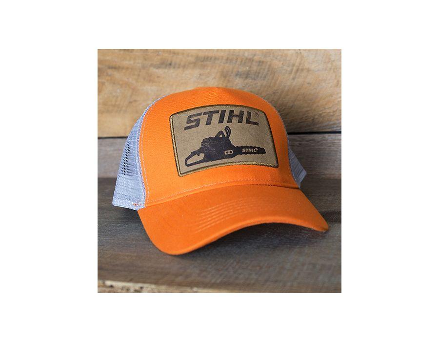 STIHL Hat with mesh back